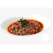 Beef Mushroom Bhuna