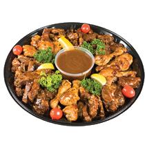 non-vegetarian-platter